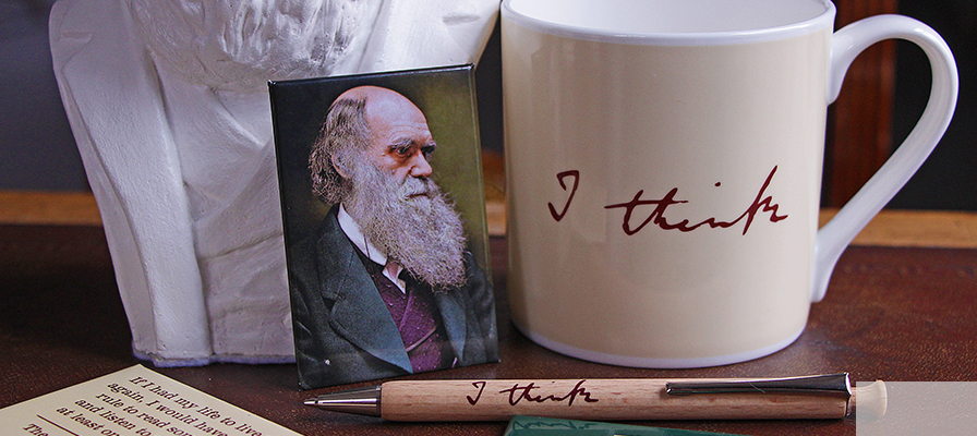 New Charles Darwin range - the Natural History Museum online shop