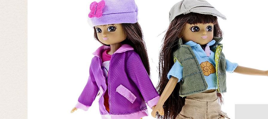 New Lottie dolls now in - umbrellas, raincoats and more - Natural History Museum online shop