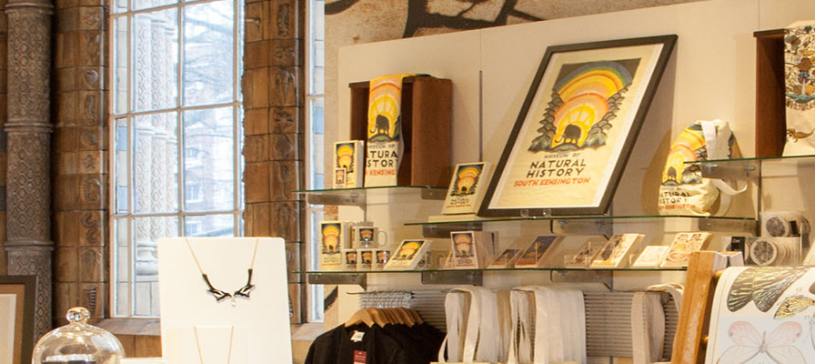 Museum souvenirs and gifts - Natural History Museum online shop
