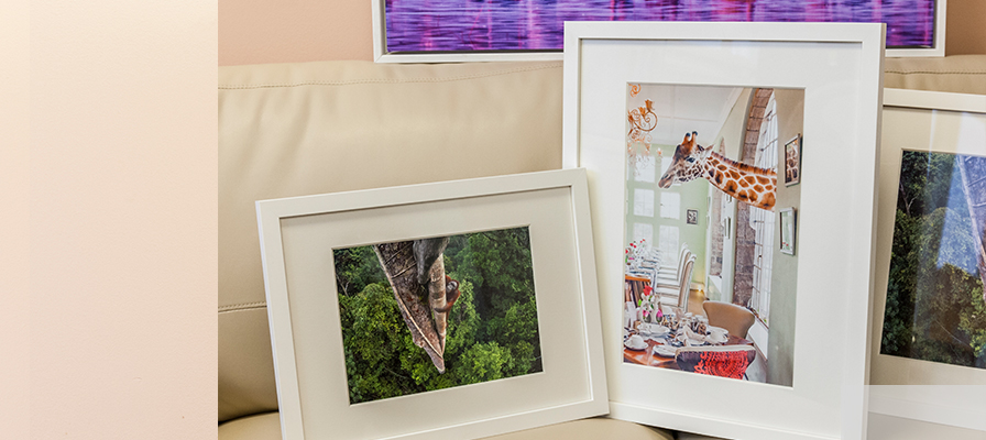 Wall prints from £20
