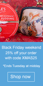 25% off black friday weekend - Natural History Museum online shop