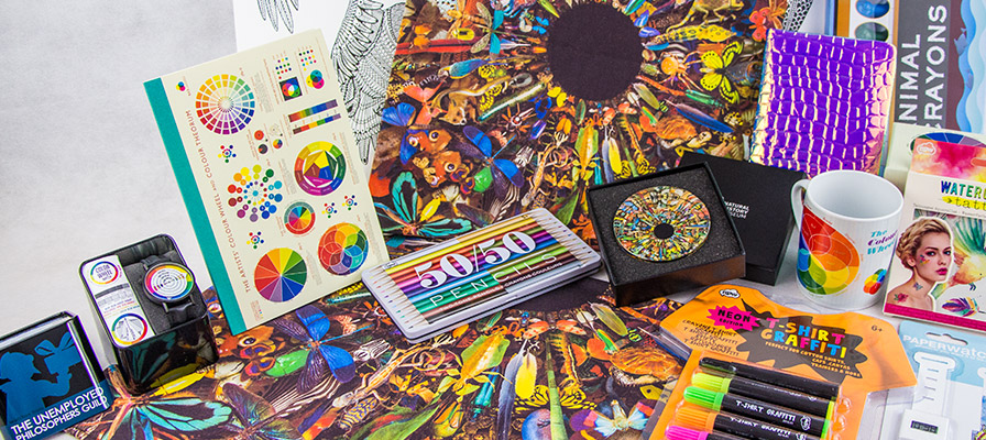 Colour and vision launch | NHM shop