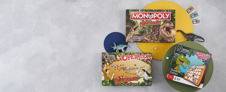 Bestselling dinosaurs