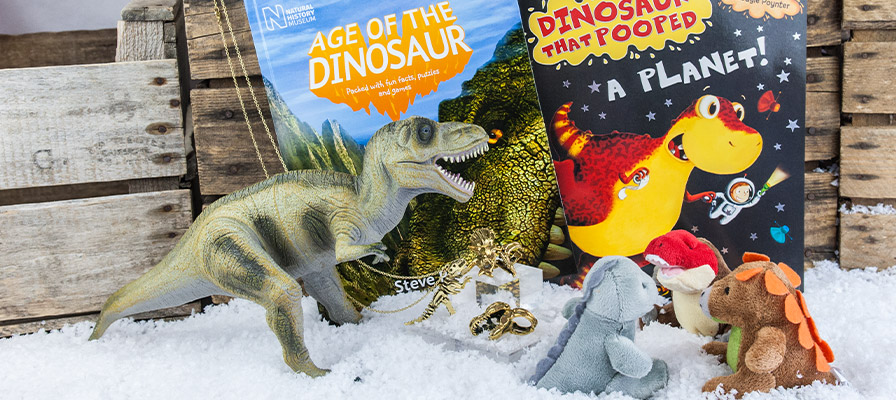 Dino Christmas | Natural History Museum online Christmas shop