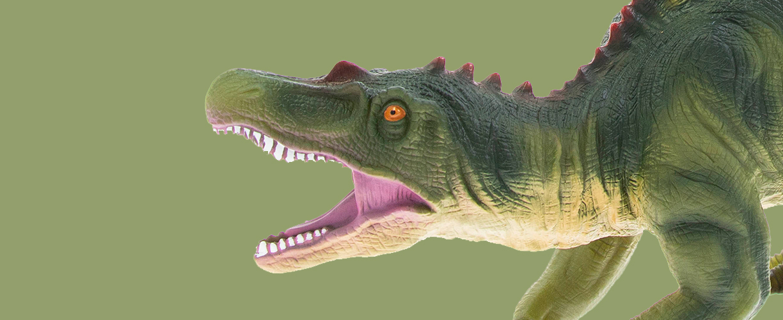 Dinosaur bestsellers
