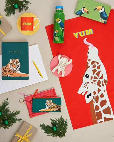 Safari Christmas gift ideas