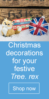 Christmas tree decorations | the Natural History Museum online shop