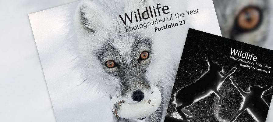 Wildlife Photographer of the Year - WPY 2017 portfolio, WPY 2017 highlights book